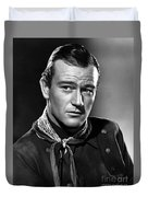 John Wayne Most Popular Duvet Cover