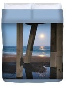 Johnnie Mercers Pier Again Duvet Cover