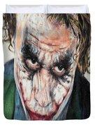 Joker Duvet Cover