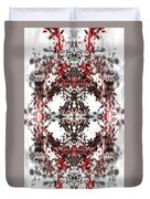 Jokers Wild Duvet Cover by Reed Novotny