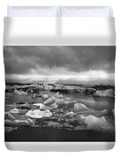 Jokulsarlon Glacier Lagoon Iceland 2041 Duvet Cover