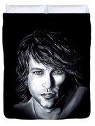 Jon Bon Jovi - It's My Life Duvet Cover
