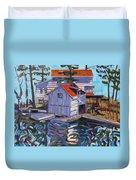 Jones Boathouse Duvet Cover