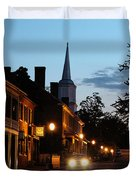 Jonesborough Tennessee 10 Duvet Cover