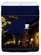 Jonesborough Tennessee 13 Duvet Cover