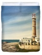 Jose Ignacio Lighthouse Evening Duvet Cover