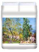 Josephine Gardens Duvet Cover