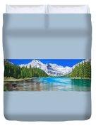 Josephine Lake Duvet Cover