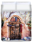 Josephina's Gate Duvet Cover