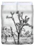 Joshua Tree Branches Duvet Cover