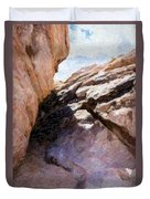 Joshua Tree Ca 6 Duvet Cover