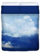 Joshua Tree Rainbow Duvet Cover