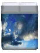 Joshua Tree Sky Duvet Cover