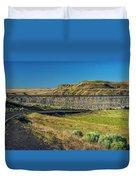 Joso High Bridge Over The Snake River Wa 1x2 Ratio Dsc043632415 Duvet Cover