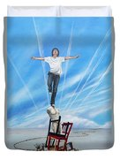Journey Of A Creative Soul Duvet Cover