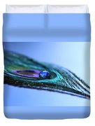 Journey Of Blue Duvet Cover