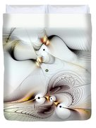 Journey To Ecstasy Duvet Cover