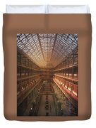 Journey To The Past Duvet Cover