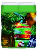 Joy Of Christmas 1 Duvet Cover