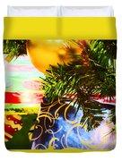 Joy Of Christmas 2 Duvet Cover