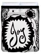 Joy Duvet Cover