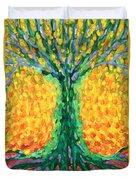 Joyful Tree Duvet Cover