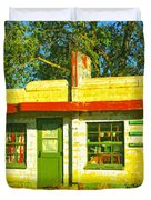 Juarez Motel Duvet Cover