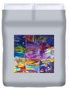 Jubilation Duvet Cover