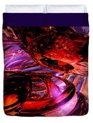 Jubilee Abstract Duvet Cover