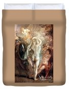 Judgment Of Paris Duvet Cover