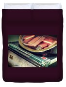 Jukebox Duvet Cover