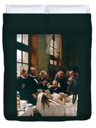 Jules Emile Pean (1830-1898) Duvet Cover