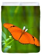 Julia Butterfly Duvet Cover