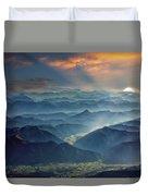 Julian Alps Duvet Cover