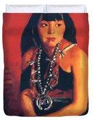 Julianita 1922 Duvet Cover
