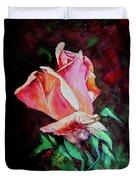Julia's Rose Duvet Cover