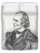 Julius Schnorr Von Carolsfeld, 1794 Duvet Cover