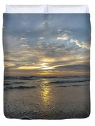 July 2015 Sunset Part 1 Duvet Cover