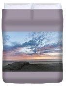 July 2015 Sunset Part 2 Duvet Cover