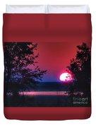 July Sunrise 1 Duvet Cover
