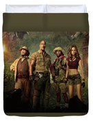 Jumanji Welcome To The Jungle 2.0 Duvet Cover