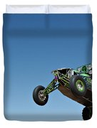 Jumping Hulk Duvet Cover