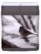 Junco Duvet Cover
