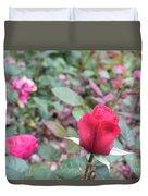 June Rose #4 Duvet Cover