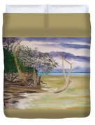 Jungle Gym Mangrove Tree Duvet Cover