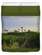 Jungle Oasis Duvet Cover