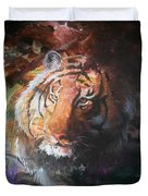 Jungle Tiger Duvet Cover