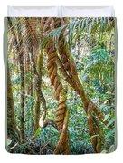 Jungle Vines Duvet Cover