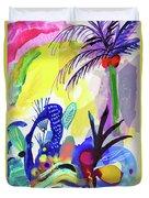 Jungle Vision Duvet Cover
