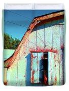 Junior's Barn Window Duvet Cover